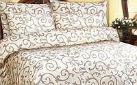 Евро комплект постельного белья