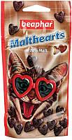Лакомство Beaphar Malthearts для кошек, с мальт-пастой, 150 шт