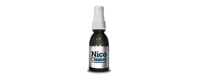 Nico Cleaner (нико клинер) - средство для очистки легких от табачного дыма. Цена производителя.