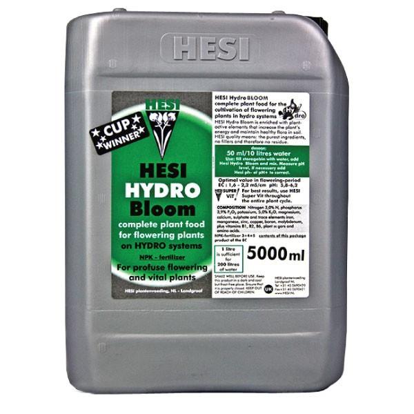 HESI Hydro Bloom 5L Минеральное удобрение для гидропоники. Оригинал. Нидерланды.