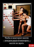 Магниты на холодильник, Юмор 219