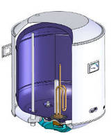 Ремонт и обслуживание электрических водонагревателей (бойлеров) Lumix