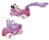 Машинка каталка толокар Толкатель Минни Маус 2 в 1 Disney Minnie Mouse Jakks Pacific 2827