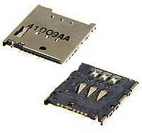 Разъем SIM-карты для Sony LT22i Xperia P/ LT30p