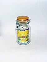 Банка стеклянная с керамической бугельной крышкой 900 мл, фото 1