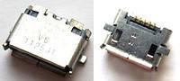 Разъем зарядки Nokia E7-00 (micro USB)