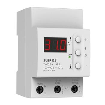 Реле контроля тока Zubr I32