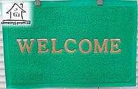 Коврик входной пена  60*40 (Welcome зеленый)