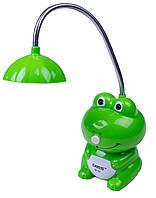 Лампа LED настольная детская (лягушка)