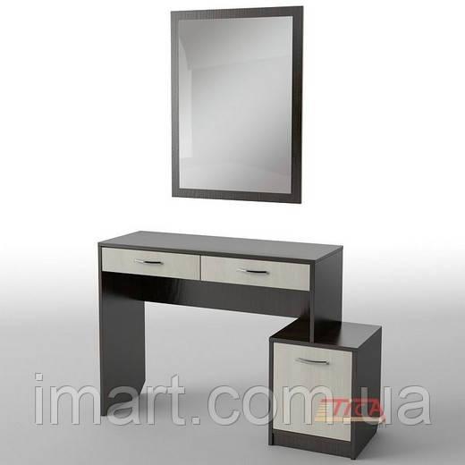 """Будуарный столик """"БС-07"""" меламин"""