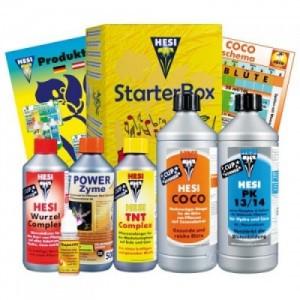 HESI Coco Starter Kit 3.5L. Комплект удобрений для гидропоники. Оригинал. Нидерланды.