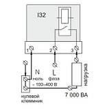 Реле контроля тока Zubr I32, фото 3