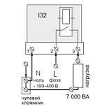 Реле контролю струму Zubr I32, фото 3