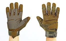 Перчатки тактические BLACKHAWK оливковый