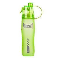 Спортивная бутылка с распылитетелем Peresvit 2xCool Sport Bottle Dew Green