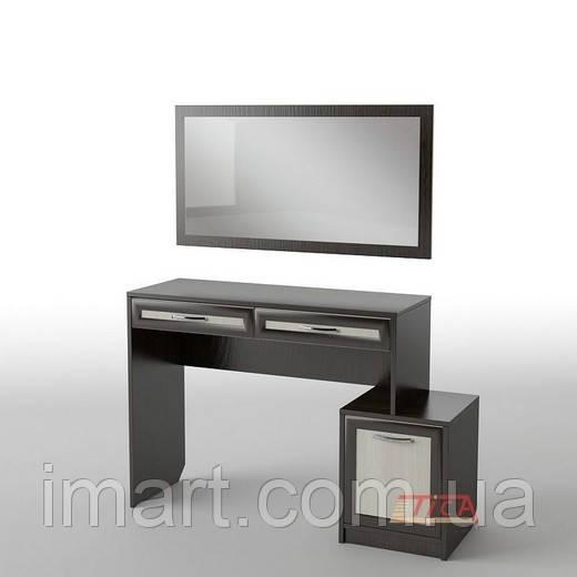 """Будуарный столик """"БС-11"""" меламин"""