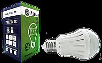 LED лампа с аккумулятором Alesto E27 7Вт
