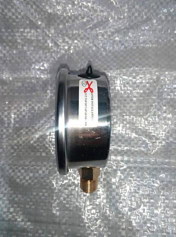 Манометр глицериновый  Для пилорам (Защита от ударных воздействий и ударов_, фото 2