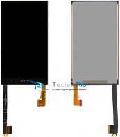 Модуль Дисплей для HTC 801e One M7/801n с тачскрином, чёрный
