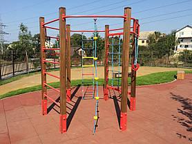 Гимнастический комплекс S765.1, фото 3