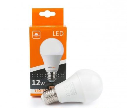Лампа 12W 4200К E27 ЛЕД