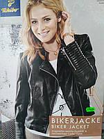 Куртка женская в байкерском стиле Tchibo Германия 44