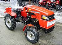 Трактор DW 150RX (15 л.с., 4х2, колеса 5,00-12/6,5-16, с гидравликой, 4 датчика)