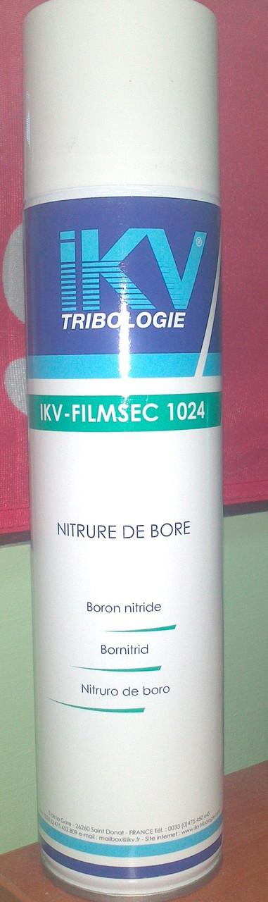 Нитрид бора IKV-FILMSEC 1024 (спрей 520 мл) многоцелевая смазка