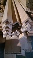 Угол наружный деревянный