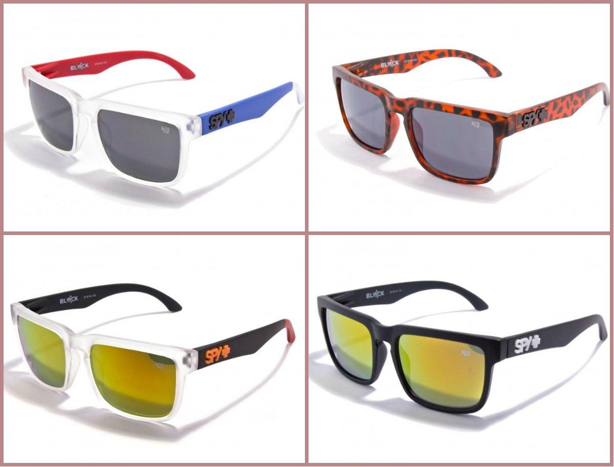 Очки SPY+ Helm - авторская модель Ken Block