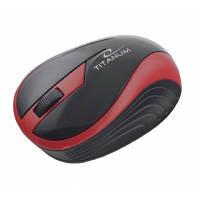 Компьютерная мышь ESPERANZA Titanum TM113R Black-Red беспроводная