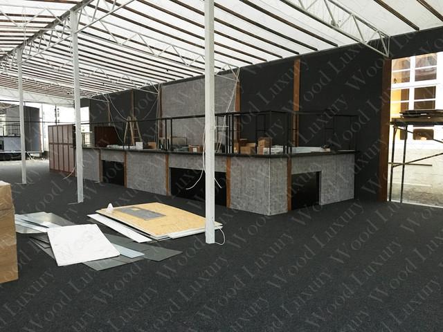 Проект кафе и летние площадки. Металлические каркасы. Изготовление металлоконструкций.