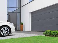 Ворота гаражные секционные RenoMatic Hörmann (Германия) Sandgrain 2750х2250