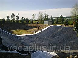 Монтаж (пайка) пленки ПВХ для прудов и водоемов