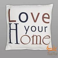 Декоративная подушка Love your Home