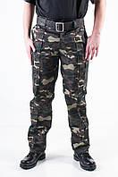 Камуфляжные штаны из саржи Дубок Одеса