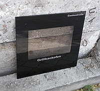 Внешнее стекло к духовке газовой плиты, фото 1