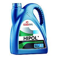 Трансмиссионное масло Hipol 80W90 GL5 5L