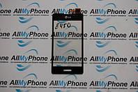Сенсорный экран  LG E450 Optimus L5x / E460 Optimus L5 черный