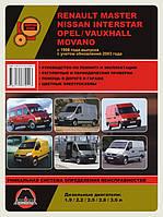 Renault Master 2 Руководство по ремонту, техобслуживанию и эксплуатации
