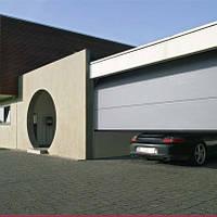 Ворота гаражные секционные RenoMatic Hörmann (Германия) Sandgrain 3000х2125