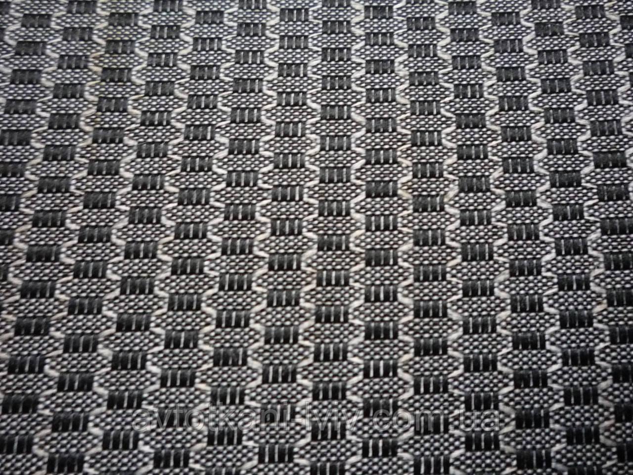 Автомобильная ткань на центр сидений