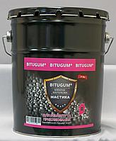 Мастика гидроизоляционная BITUGUM 10 кг