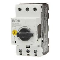 Автомат защиты двигателя Eaton 2.2 кВт 6.3 А