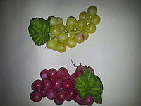 Искусственный виноград, муляж фруктов, фрукты для декора