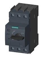 Автомат защиты двигателя Siemens 0.04 кВт 0.16 А