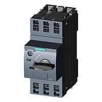 Автомат защиты двигателя Siemens 0.18 кВт 0.63 А