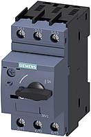 Автомат защиты двигателя Siemens 7.5 кВт 16 А