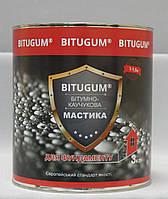 Мастика битумно-каучуковая BITUGUM®  3 кг