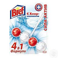 Bref Сила-актив Хлор чистящее средство для унитаза